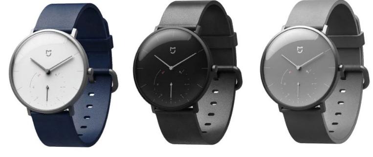 Кварцевые смарт-часы Xiaomi Mijia
