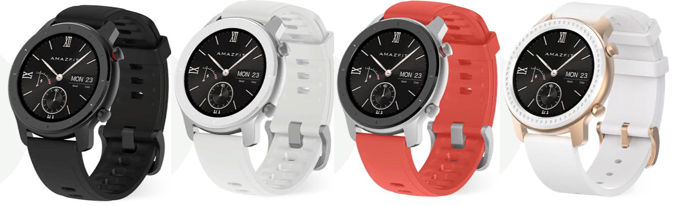Смарт-часы Xiaomi Amazfit GTR 42 мм