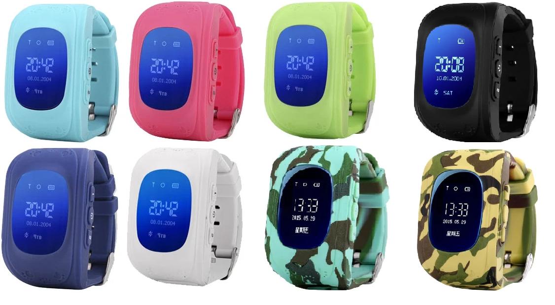Отзывы о Smart Baby Watch Q50