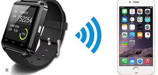 Подключение smart watch через Wi-Fi