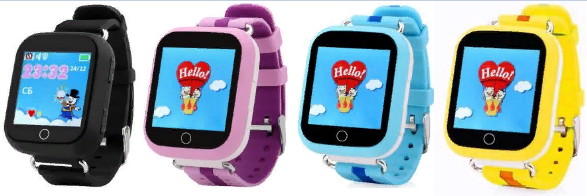 Отзывы о Smart Baby Watch Q100