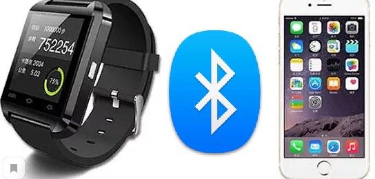 Соединение с телефоном через Bluetooth