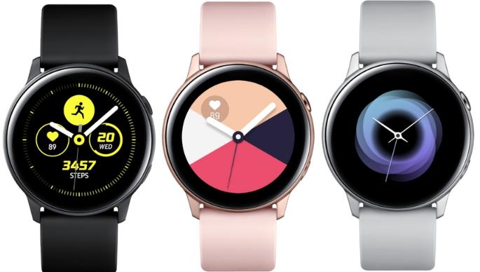 Смарт-часы Samsung Galaxy Watch Active
