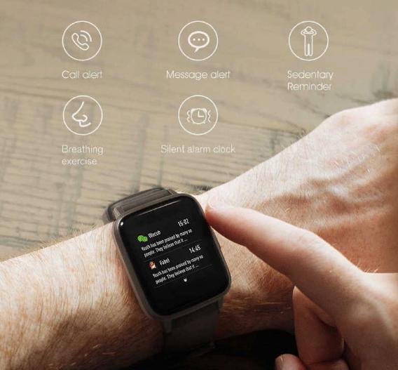 Смарт-часы Xiaomi Haylou LS01