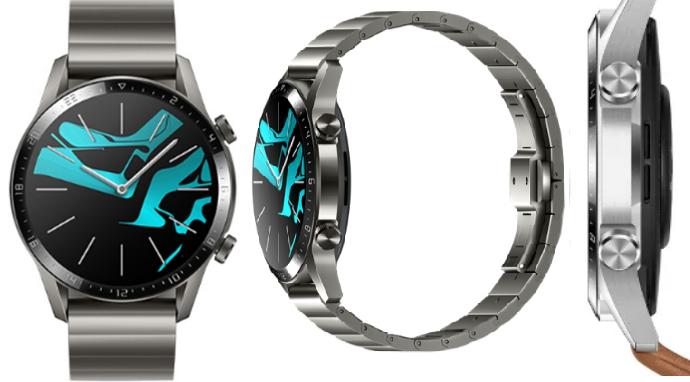 Часы HUAWEI Watch GT 2 Elite 46 mm