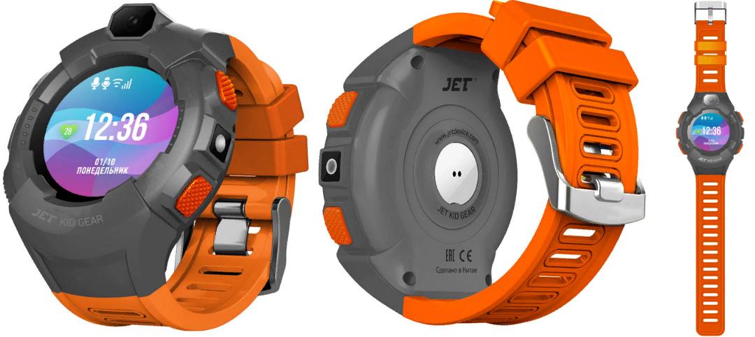 Смарт-часы Jet Kid Gear