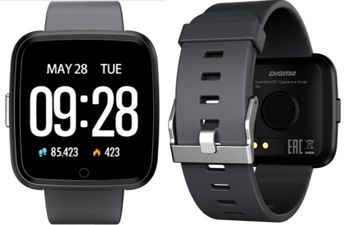 Смарт-часы Digma Smartline H3