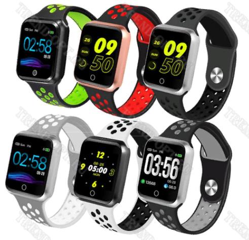 Цвет Умных часов Smart Watch F8