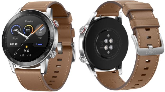 Часы Honor Watch Magic 2 (leather strap)