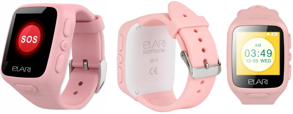 Детские смарт-часы ELARI KidPhone