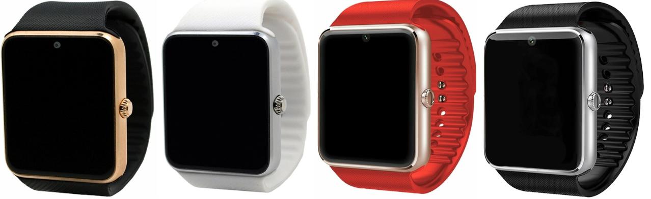 Цвет смарт-часов Smart Watch GT08