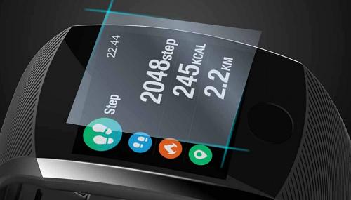 Обзор смарт-часов Smart Watch Q11