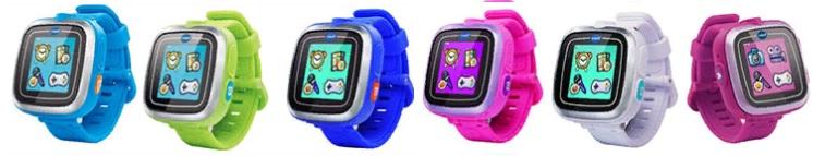 Детские Умные часы VTech Kidizoom Smartwatch DX - цвет