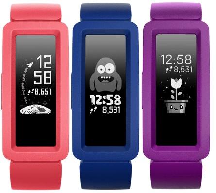 Умные часы Fitbit Ace 2 и Fitbit Ace