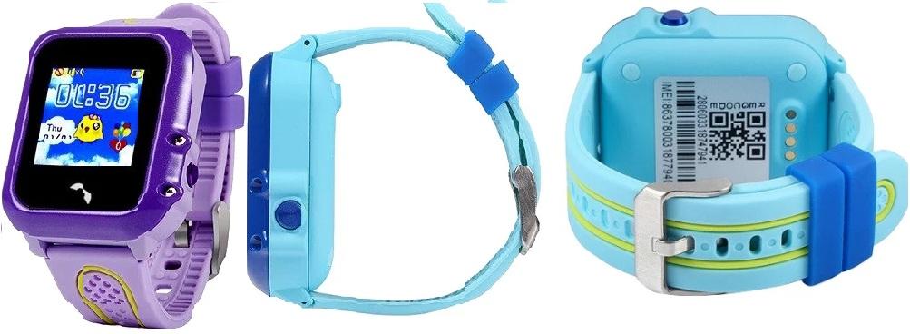 Умные часы Wonlex Smart Baby Watch GW400E (DF27)